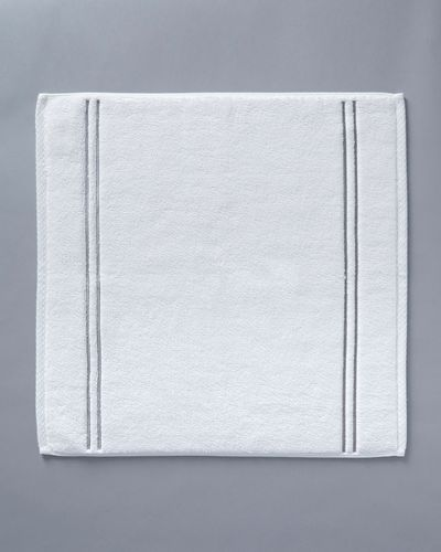 Francis Brennan the Collection Double Stripe Bath Mat