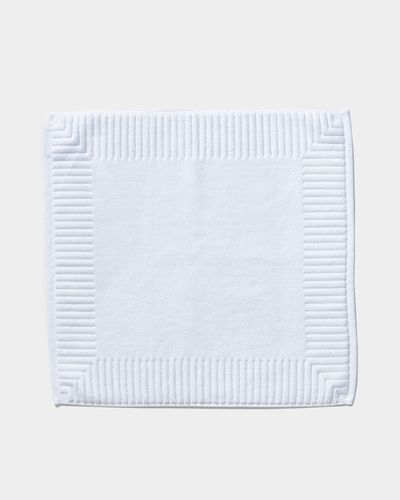 Francis Brennan the Collection Luxury Square Bath Mat