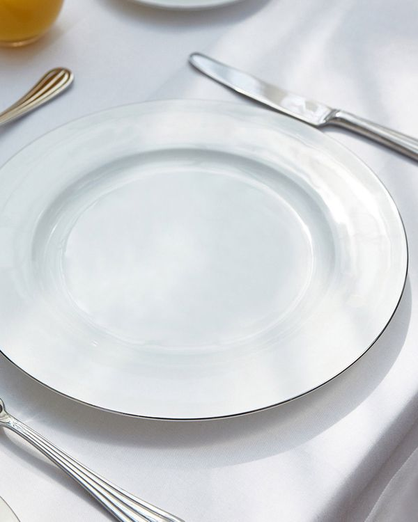 Francis Brennan the Collection Platinum Dinner Plate