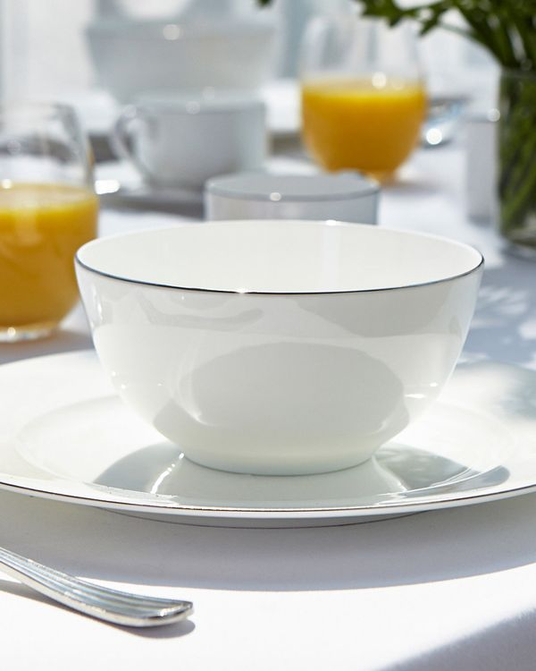Francis Brennan the Collection Platinum Cereal Bowl