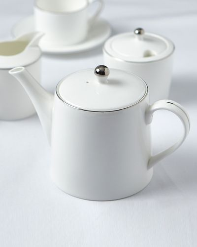 Francis Brennan the Collection Platinum Teapot