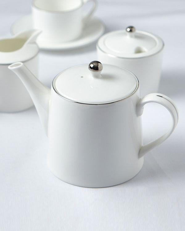 Francis Brennan the Collection Platinum Teapot