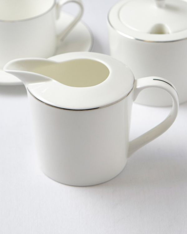 Francis Brennan the Collection Platinum Creamer