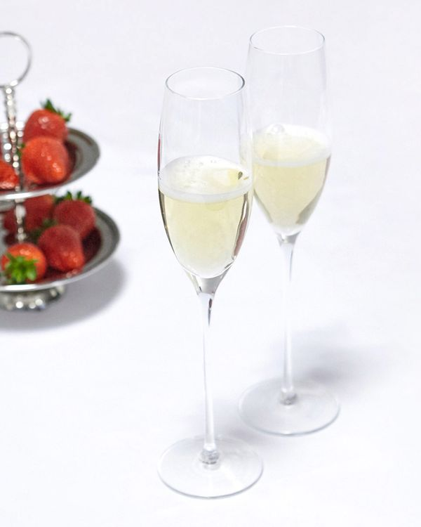 Francis Brennan the Collection Champagne Flutes - Set Of 2