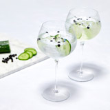 gin Francis Brennan the Collection Gin Goblets - Set Of 2
