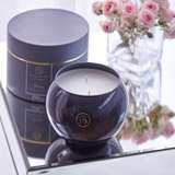 grey Francis Brennan the Collection Florilège Boxed Two Wick Candle
