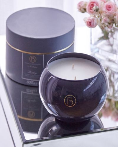 Francis Brennan the Collection Florilège Boxed Two Wick Candle