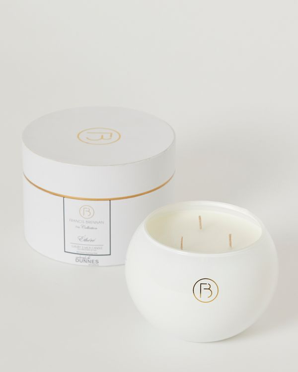 Francis Brennan the Collection Éthéré Boxed Two Wick Candle