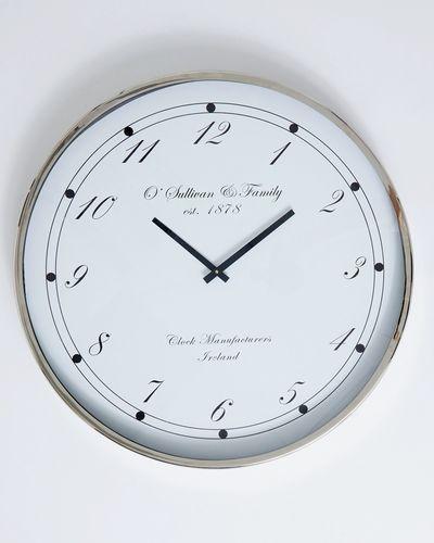 Francis Brennan The Collection Wall Clock