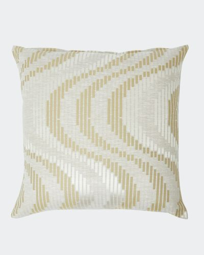 Francis Brennan the Collection Sage Cushion