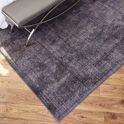 Francis Brennan the Collection Charcoal Rug