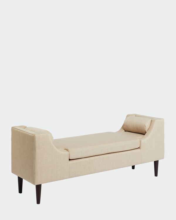 Francis Brennan the Collection End of Bed Ottoman