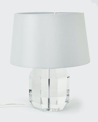 Francis Brennan the Collection Crystal Cube Lamp thumbnail