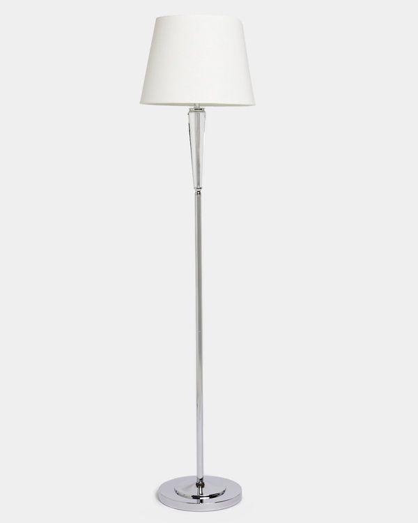 Francis Brennan the Collection Beara Crystal Floor Lamp