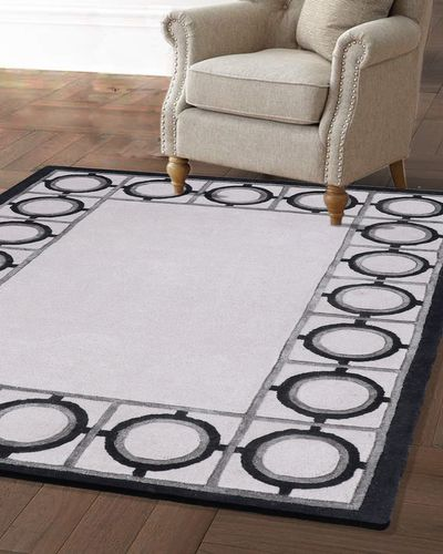 Francis Brennan the Collection Lyre Geo Rug
