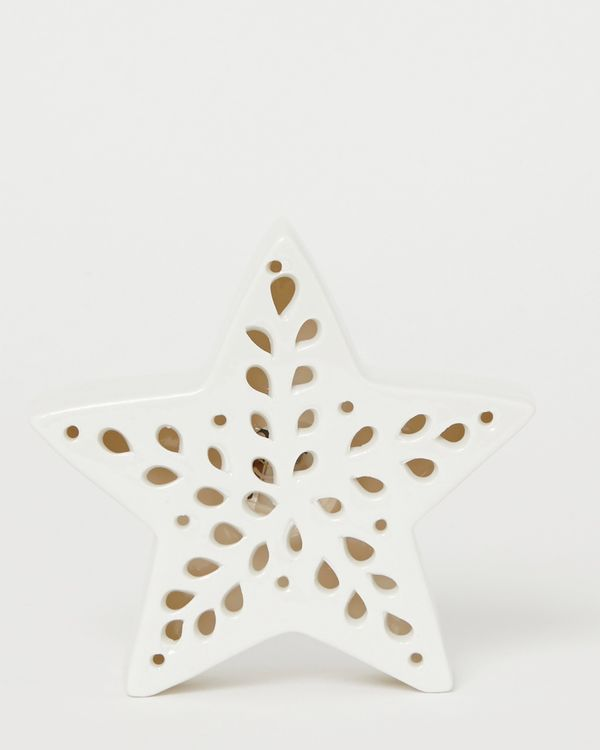 Francis Brennan the Collection Small Star LED Decoration