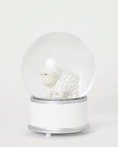 Francis Brennan the Collection Sheep Snow Globe