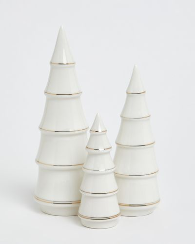 Francis Brennan the Collection Porcelain Christmas Tree