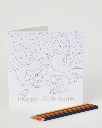 Francis Brennan the Collection Novelty Christmas Cards - Pack Of 10