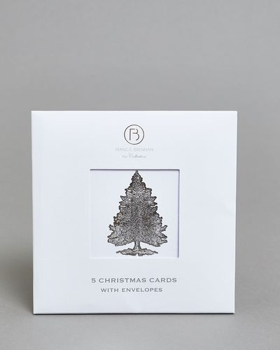 Francis Brennan the Collection Christmas Tree Card