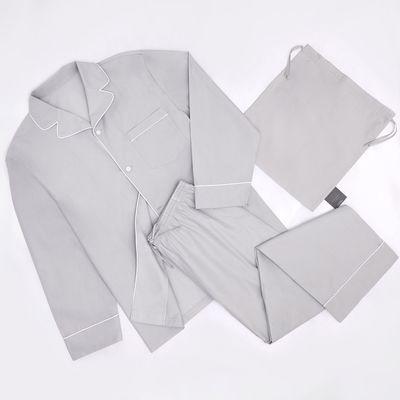 Francis Brennan the Collection Grey Pyjama Set