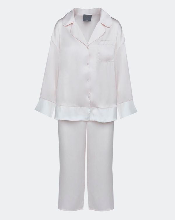 Francis Brennan the Collection Aylex Solid Blush Pyjamas