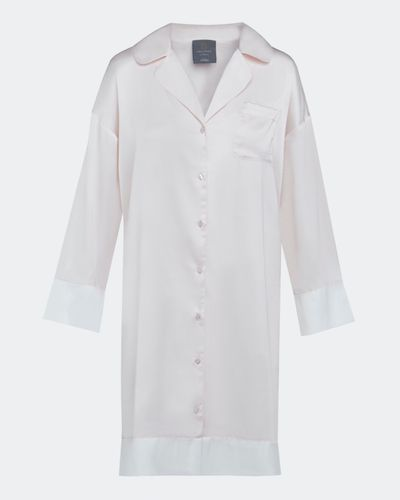 Francis Brennan the Collection Aylex Solid Blush Nightdress