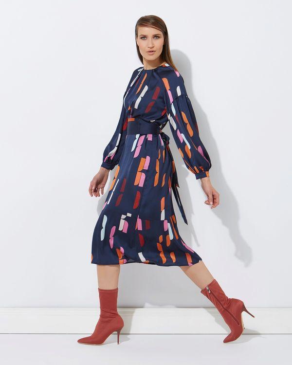 Lennon Courtney at Dunnes Stores Lauren Print Dress