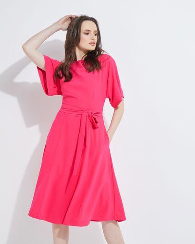 Lennon Courtney at Dunnes Stores Raspberry Dream Dress