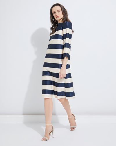 Lennon Courtney at Dunnes Stores Stripey Tunic