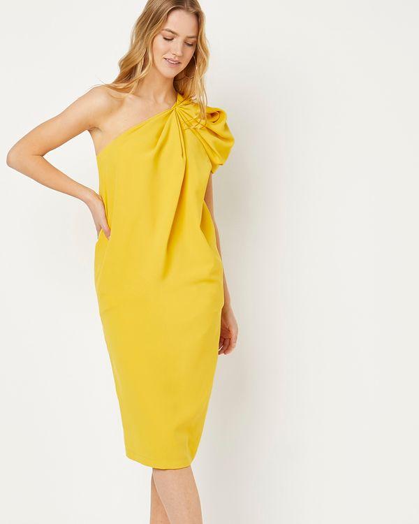 Lennon Courtney at Dunnes Stores Sunburst One Shoulder Dress