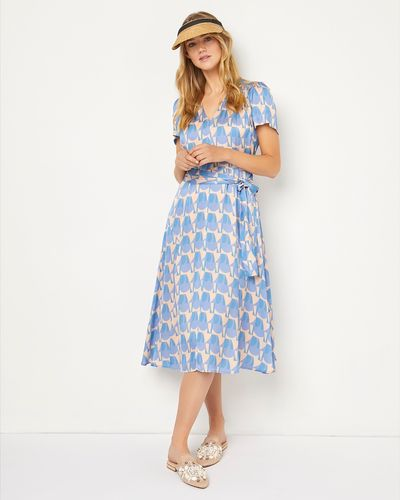 Lennon Courtney at Dunnes Stores Ice On The Tiles Dress thumbnail