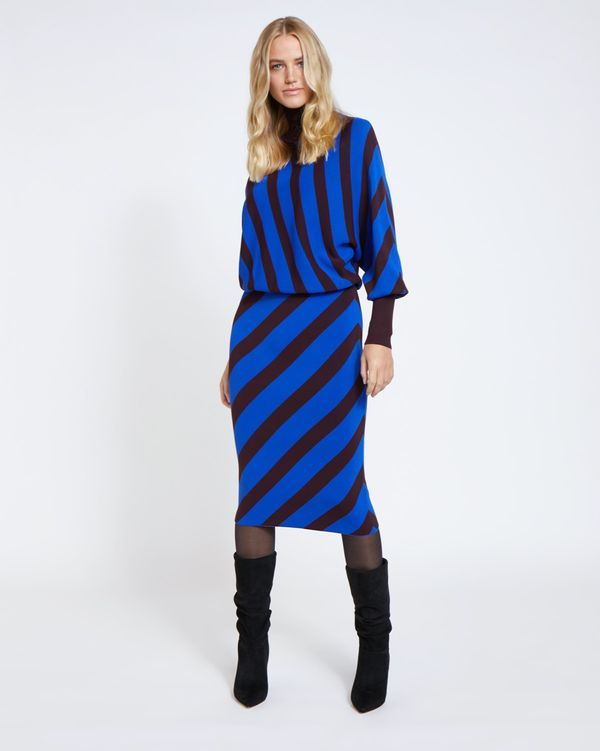 Lennon Courtney at Dunnes Stores New Direction Knit Dress
