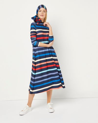 Lennon Courtney at Dunnes Stores The Cosmo Stripe Dress