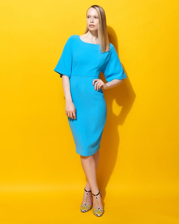 Lennon Courtney at Dunnes Stores Batwing Dress (Online Exclusive)