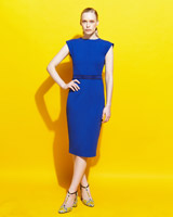 blue Lennon Courtney at Dunnes Stores Nautical Blue Dress
