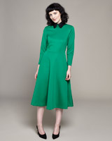 green Lennon Courtney at Dunnes Stores Grace Bell Dress
