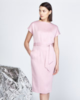 pink Lennon Courtney at Dunnes Stores Blush Batwing Dress