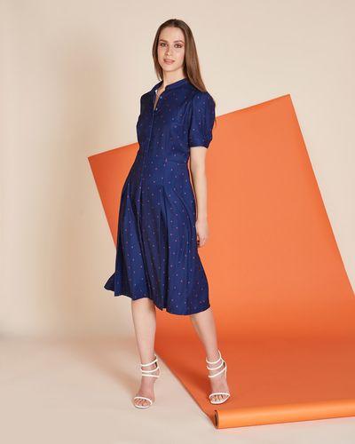 Lennon Courtney at Dunnes Stores Fleur De Lis Print Dress