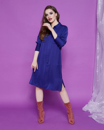 Lennon Courtney at Dunnes Stores Shirt Dress