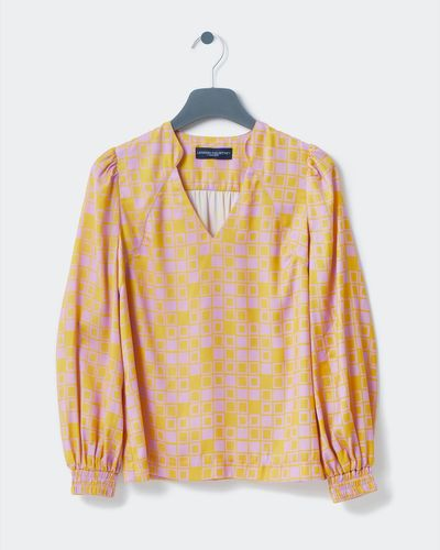 Lennon Courtney at Dunnes Stores Printed Top