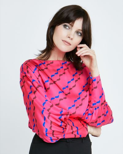 Lennon Courtney at Dunnes Stores Dream Drape Top