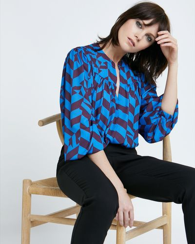 Lennon Courtney at Dunnes Stores The Merci Blouse thumbnail