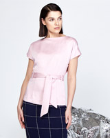 pink Lennon Courtney at Dunnes Stores Batwing Top