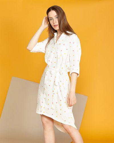 Lennon Courtney at Dunnes Stores Shirt Dress