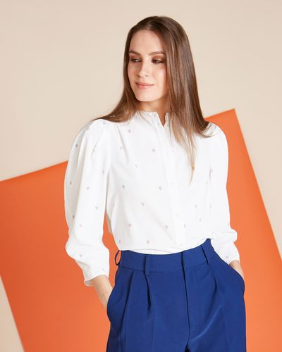 Lennon Courtney at Dunnes Stores Kathryn Blouse