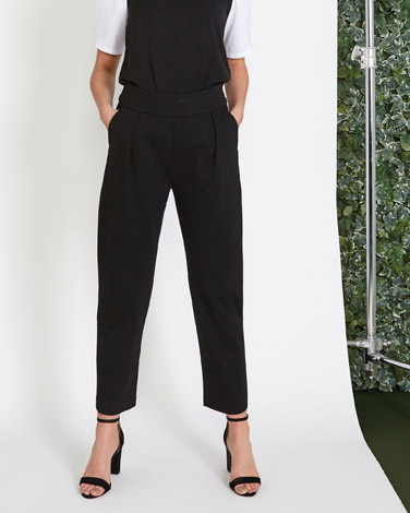 blackLennon Courtney at Dunnes Stores High Waisted Trousers