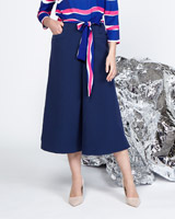 navy Lennon Courtney at Dunnes Stores Navy Culottes