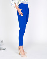 blue Lennon Courtney at Dunnes Stores Cobalt Trousers