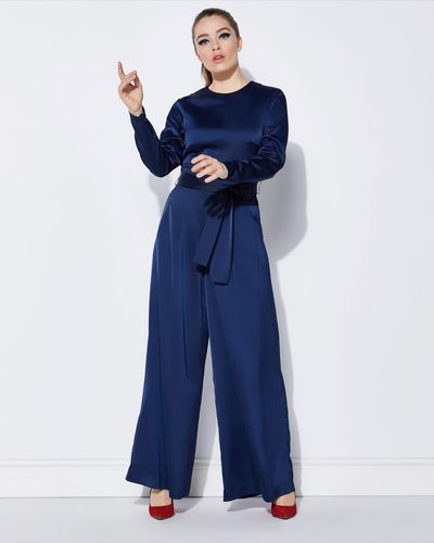 Lennon Courtney at Dunnes Stores Satin Jumpsuit